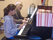 Ed Mascari, Piano Teacher